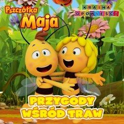 Pszczółka Maja Kraina opowieści Przygody wśród traw