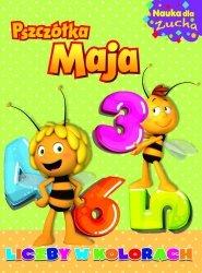 Pszczółka Maja Nauka dla zucha Liczby w kolorach