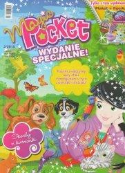 Magic Pocket Wydanie specjalne 2/2015 + Plakat + figurka