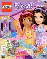 LEGO Friends magazyn 5/2017 + stylowa garderoba