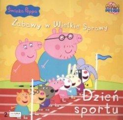 Świnka Peppa Zabawy w Wielkie Sprawy 2 Dzień sportu