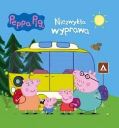 Świnka Peppa Niezwykła wyprawa (w twardej oprawie)