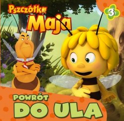 Pszczółka Maja 3 Powrót do ula