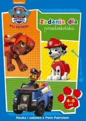 Psi Patrol Zadania dla przedszkolaka 4-5 lat