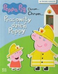Świnka Peppa Chrum… Chrum… 38 Pracowity dzień Peppy