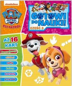 Psi Patrol Gotowi do nauki 5