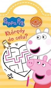 Świnka Peppa Zakręcone labirynty 2 Którędy do celu?