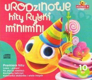 PREZENT ZA ZAKUPY za 50 zł - CD Urodzinowe hity Rybki MiniMini