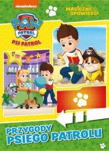Psi Patrol Magiczne opowieści 2 Przygody Psiego Patrolu