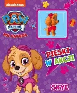 Psi Patrol Pieski w akcji 3 Skye (z figurką)