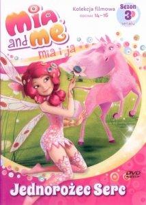 Mia i ja Kolekcja filmowa sezon 3 cz.5 Jednorożec Serc (DVD)