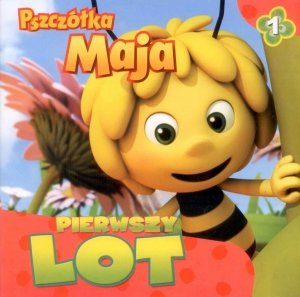 Pszczółka Maja 1 Pierwszy lot