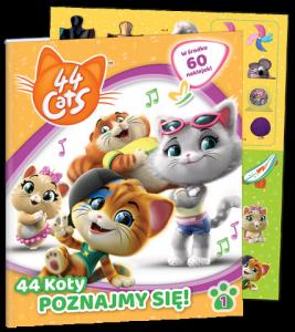 44 Koty 1 Poznajmy się!
