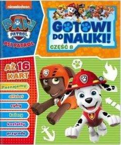 Psi Patrol Gotowi do nauki 8