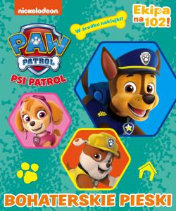 Psi Patrol Ekipa na 102! 36 Bohaterskie pieski