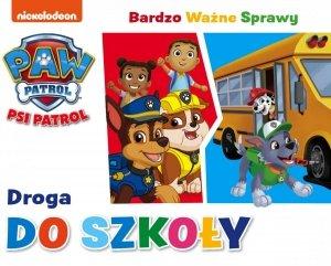 Psi Patrol Bardzo Ważne Sprawy 4 Droga do szkoły
