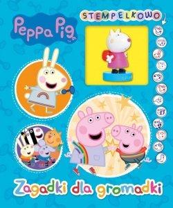 Świnka Peppa Stempelkowo 3 Zagadki dla gromadki