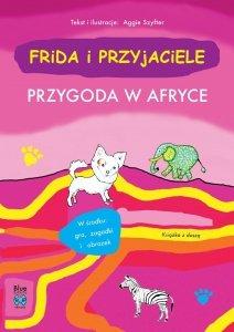 Frida i przyjaciele Przygoda w Afryce