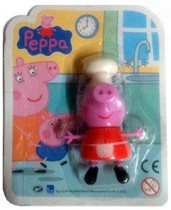 Świnka Peppa figurka kolekcjonerska KUCHARKA