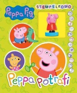 Świnka Peppa Stempelkowo 1 Peppa potrafi