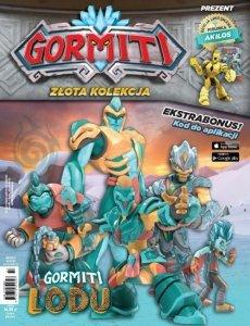 Gormiti Złota kolekcja 2 Gormiti Lodu
