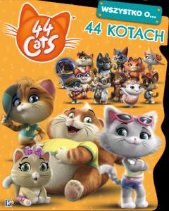 44 koty Wszystko o ... 44 kotach 1