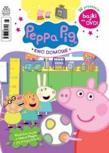 Świnka Peppa Kino domowe 2 Przedszkole (DVD)