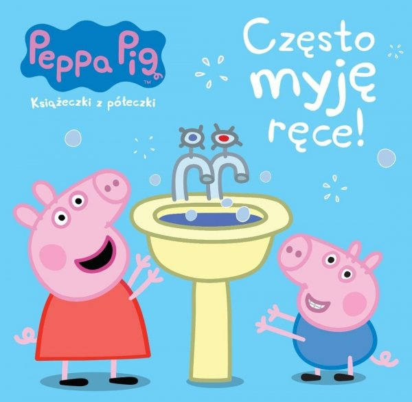 Peppa Często myję ręce