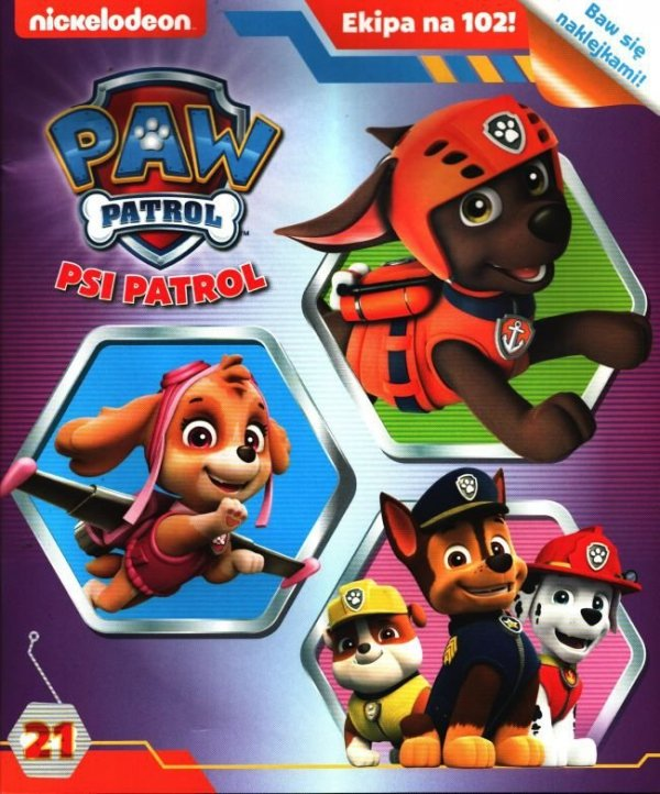 Psi Patrol Ekipa na 102! 21