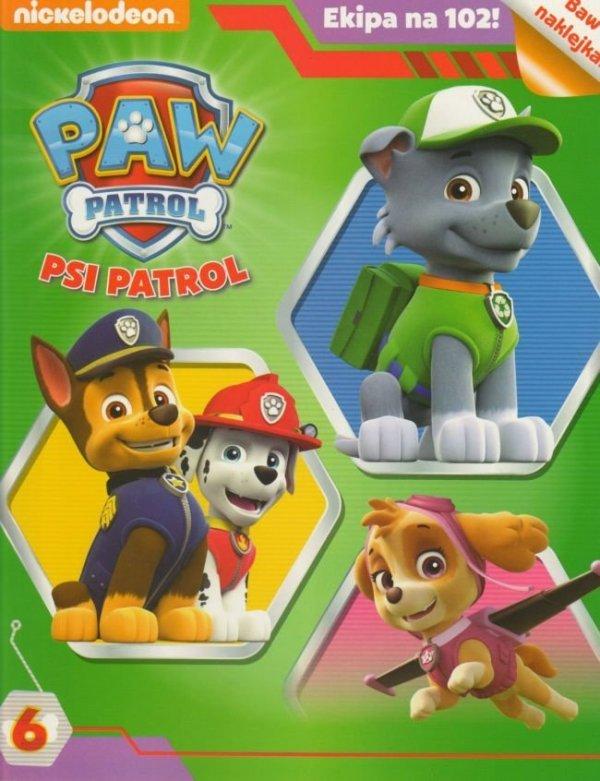 Psi Patrol Ekipa na 102! 6