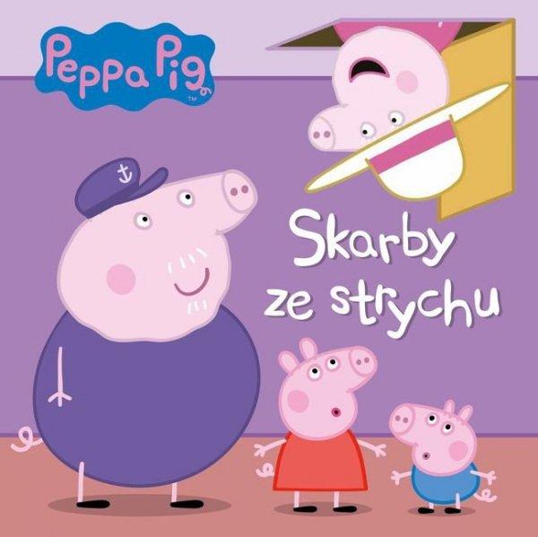 Peppa Skarby ze strychu