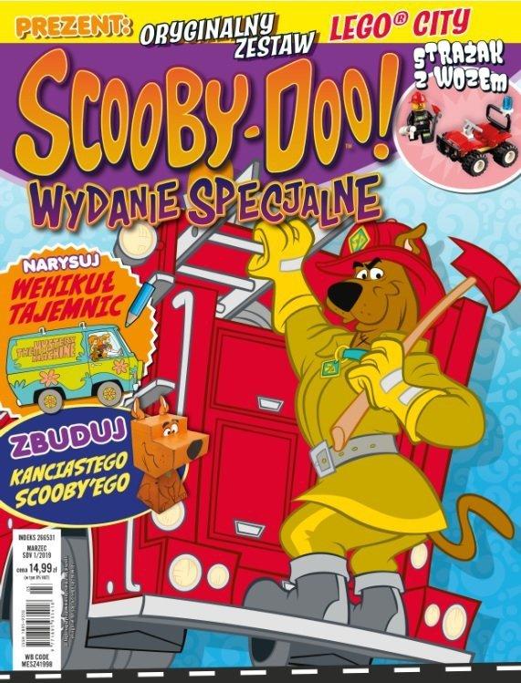 Scooby-Doo! Wydanie specjalne 1/2019