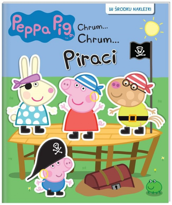 Peppa Chrum Piraci