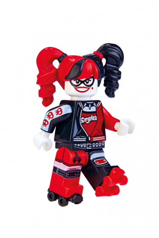 LEGO Batman Movie nr 4 Harley Quinn
