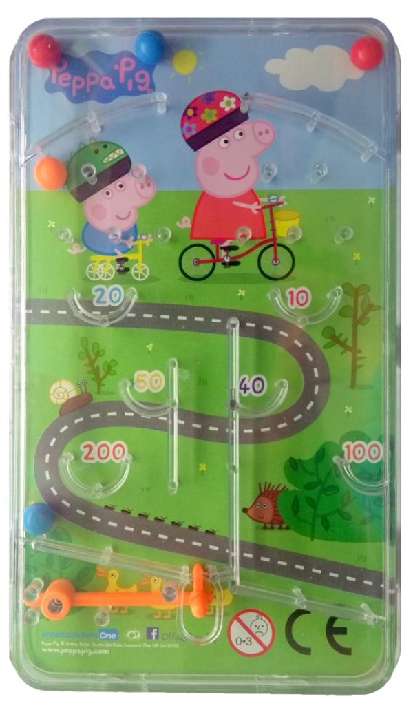 Świnka Peppa magazyn 8/2018 Lekcja gimnastyki + gra wyścig rowerowy i pasta do zębów