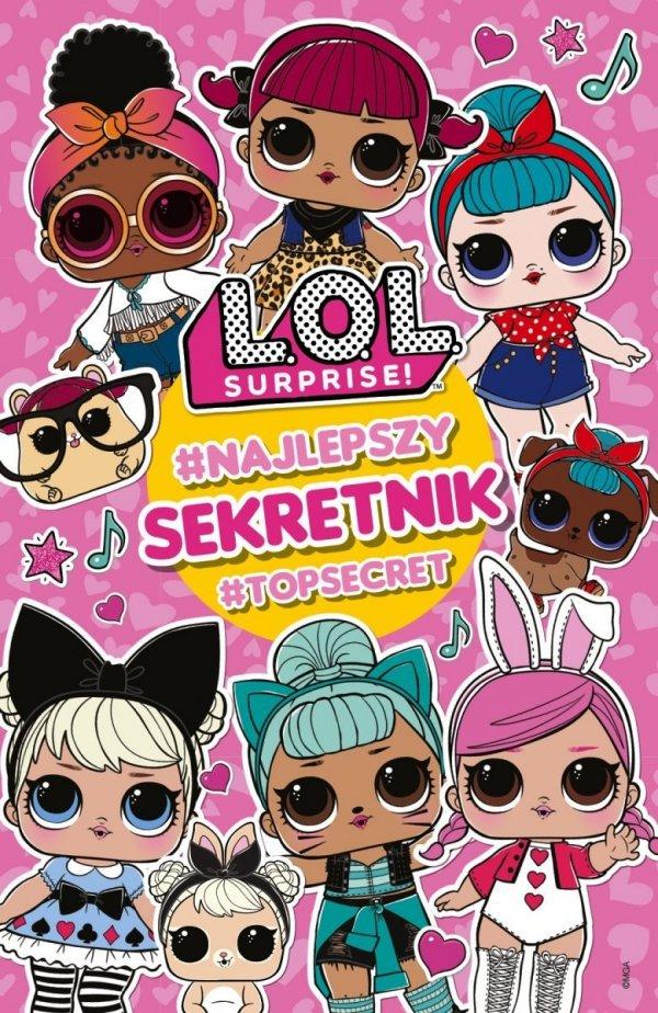 L.O.L. Surprise! Sekretnik