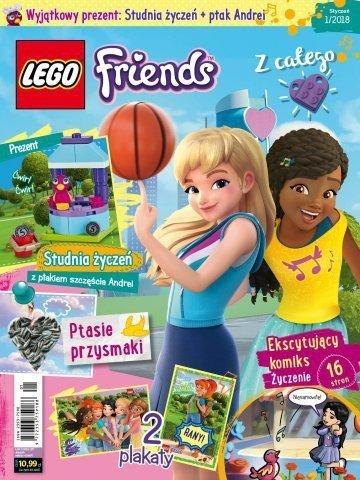 LEGO Friends magazyn