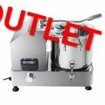 OUTLET | Szatkownica kuchenna 12 litrów ROYAL CATERING 10010276 RCKC-12000