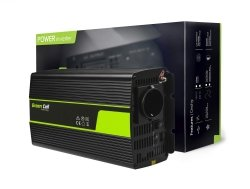 Przetwornica Green Cell® 24V na 230V Czysta sinusoida 1500W GREEN CELL INV19