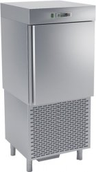 Schładzarka szokowa 10x GN1/1 lub 10x tace 400x600 760x800x1850 DM-S-95210 DORA METAL DM-S-95210 DM-S-95210