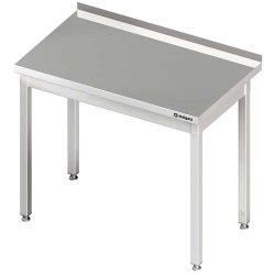 Stół przyścienny bez półki 700x600x850 mm spawany STALGAST 980016070S 980016070S