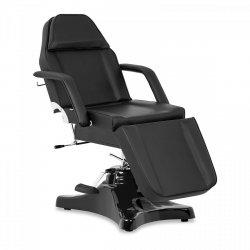 Fotel kosmetyczny Physa Bergamo - czarny PHYSA 10040306 PHYSA BERGAMO BLACK