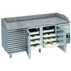 Stół chłodniczy do pizzy L6 1980 MERCATUS L61980 L61980
