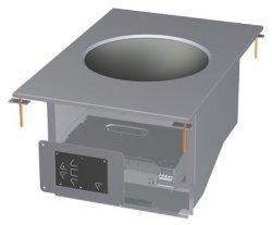 Kuchnia stołowa indukcyjna WOK PCIWD - 74 ET RM GASTRO 00016728 PCIWD - 74 ET