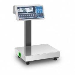 Waga sklepowa - 30 kg (10 g) / 60 kg (20 g) - LCD - legalizacja TEM 10200057 10200057