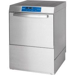 Zmywarko wyparzarka uniwersalna Power Digital z dozownikiem płynu myjącego, pompą zrzutową i pompą wspomagającą płukanie STALGAST 801566 801566