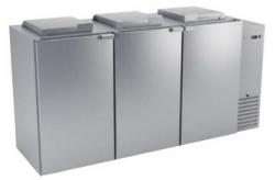 Schładzarka na odpady o pojemności 3x240l 2580x866x1286 BLO-3240 DORA METAL BLO-3240 BLO-3240