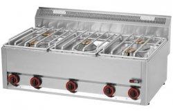 Kuchnia gazowa SP 90/5 GLS REDFOX 00000499 SP 90/5 GLS