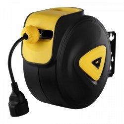 Automatyczny bęben kablowy 20 + 1,5 m MSW 10060680 PRO-E 20 MSW