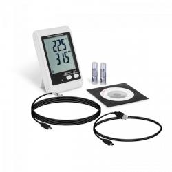 Rejestrator temperatury i wilgotności - od -40 do 125°C - czujnik zewnętrzny STEINBERG 10030460 SBS-DL-123E